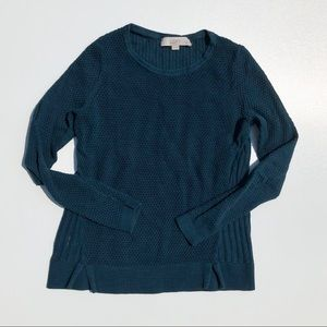 Blue Loft Sweater